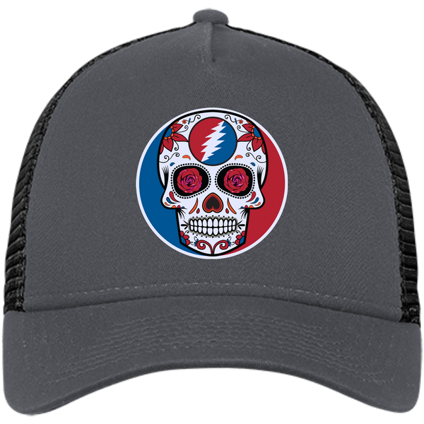 """One of a Kind """"Day of the Grateful Dead"""" New Era® Snapback Trucker ... db47ee3d7c7b"""