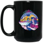 Jam Cruise Grateful Dead 15 oz. Black Mug