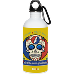 """Day of the Grateful Dead"" 20 oz. Stainless Steel Water Bottle"