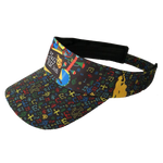 Jazz Fest 50th Anniversary Visor