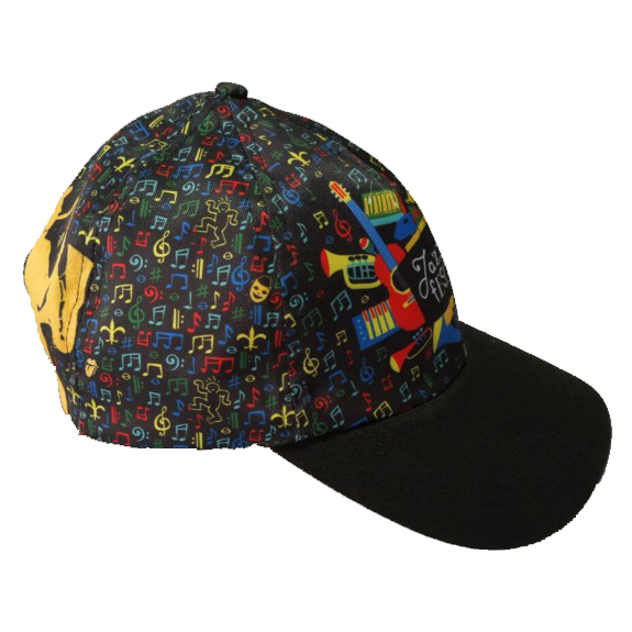 Jazz Fest 50th Anniversary Golf Hat / Dad Cap