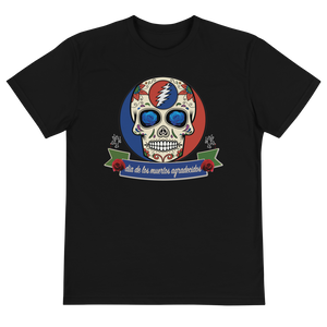 """Day of the Grateful Dead"" Eco-friendly Unisex T-Shirt"
