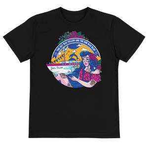 Jam Cruise Grateful Dead Unisex Eco-Friendly Short Sleeve T-Shirt