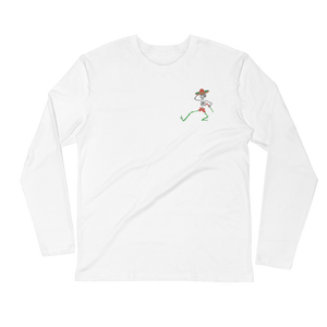 """Day of the Grateful Dead"" Men's Next Level Long Sleeve T-Shirt"