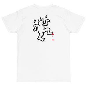 BloodyToe.co 100% Certified Organic Cotton Unisex T-Shirt