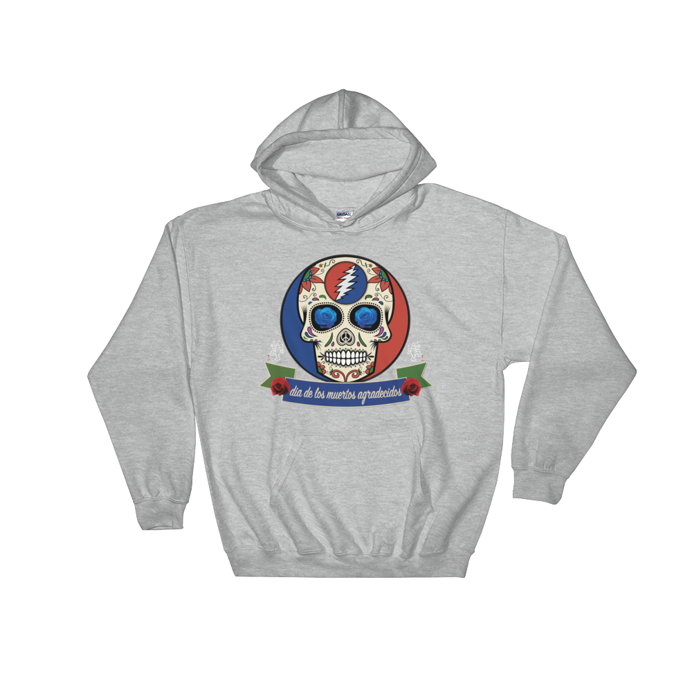 """Day of the Grateful Dead"" Men's / Unisex Premium Blend Hoodie"