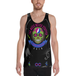 2018 Lockn' Festival Men's All-Over Print Made in the USA Tank