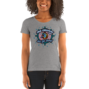 Jam Cruisin' 2020 Let's Get Looney Ladies' Triblend T-Shirt