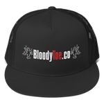 BloodyToe.co Dancing Boy Classic Trucker Cap