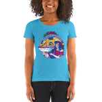 Jam Cruise Grateful Dead Ladies' Triblend T-Shirt
