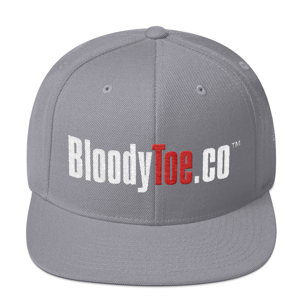 BloodyToe.co Dancing Boy Premium Wool Blend Classic Fit Snapback