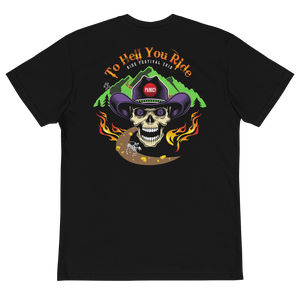 2019 Ride Festival To Hell You Ride Unisex Eco-friendly T-Shirt