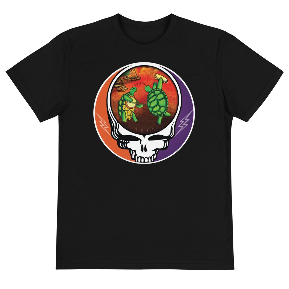 "2017 Lockn' Festival ""Déjà Vu"" Eco-friendly Unisex T-Shirt"