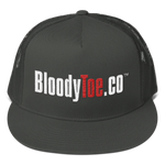 BloodyToe.co Classic Trucker Cap