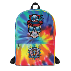 Jam Cruisin' 2020 Captain Looney Backpack Free Shipping