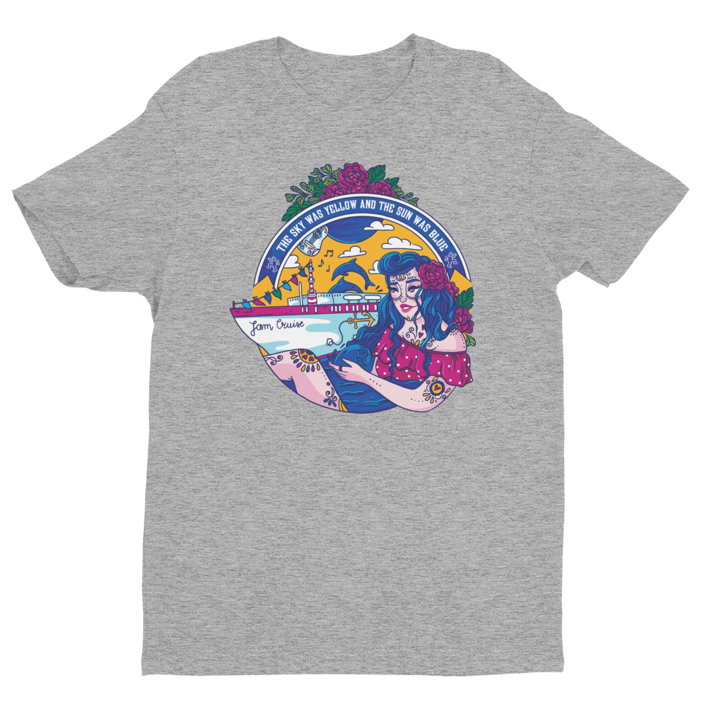 Jam Cruise Grateful Dead Men's Short Sleeve T-Shirt