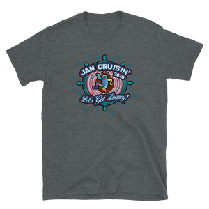 Jam Cruisin' 2020 Let's Get Looney Short Sleeve Unisex T-Shirt