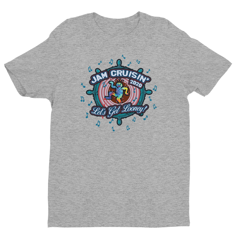 Jam Cruisin' 2020 Let's Get Looney Men's Premium Next Level Tee