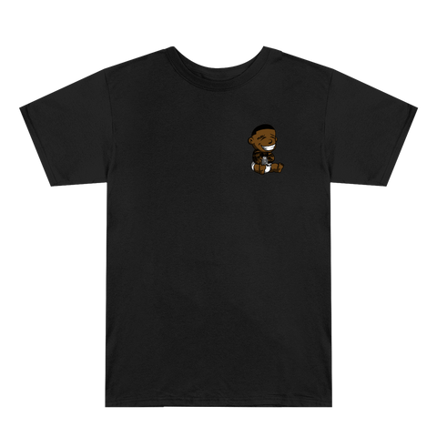DaBaby Black Logo T-Shirt