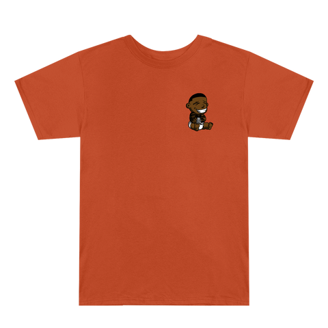 DaBaby Orange Logo T-Shirt