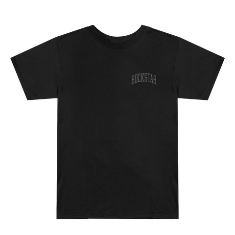 Rockstar Collegiate Black T-Shirt