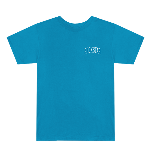 Rockstar Collegiate Blue T-Shirt