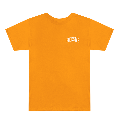 Rockstar Collegiate Orange T-Shirt