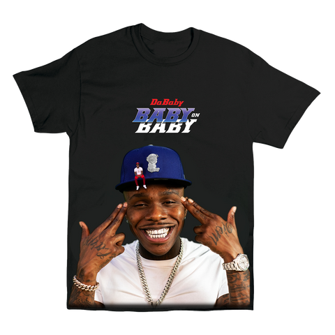 DABABY TEE W/ TOUR DATES + DIGITAL ALBUM
