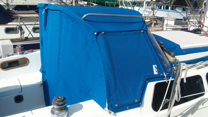 How To Clean And Waterproof Marine Canvas, Part 1