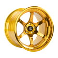 XT-006R Hyper Gold Wheel 18x9.5 +10mm 5x114.3