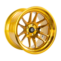 XT-206R Hyper Gold Wheel 18x9.5 +10mm 5x114.3