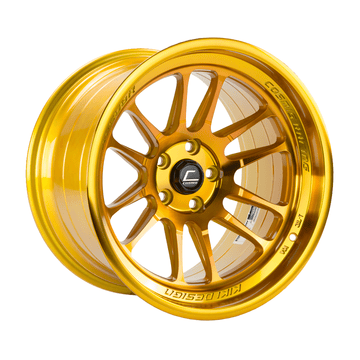 XT-206R Hyper Gold Wheel 18x11 +8mm 5x114.3