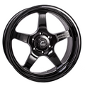 XT-005R Black w/ Machined Spoke Wheel 20x9.5 +15mm 6x139