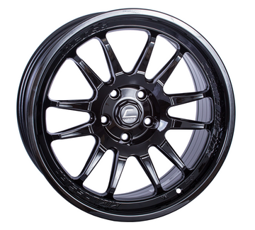 XT-206R Black Wheel 17x8 +30mm 5x114.3