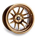 XT-206R Hyper Bronze Wheel 17x9 +5mm 5x114.3