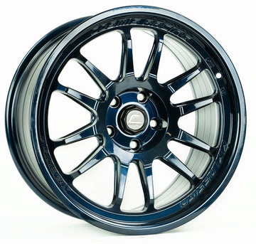 XT-206R Aphotic Blue Wheel 18x9 +33mm 5x114.3