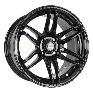 MRII Black Wheel 15x8 +30mm 4x100