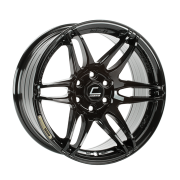 MRII Black Wheel 17x8.0 +15mm 6x114.3