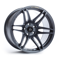 MRII Gun Metal Wheel 17x9 +10mm 5x114.3