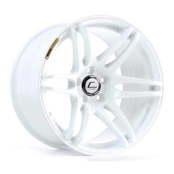 MRII White Wheel 17x9 +10mm 5x114.3