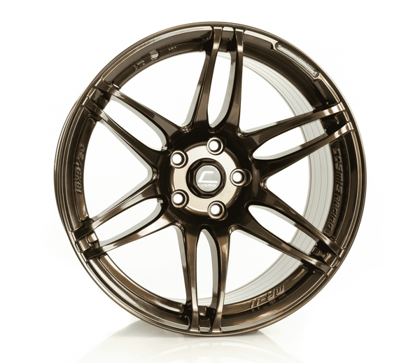 MRII Metallic Bronze Wheel 18x9.5 +15mm 5x114.3