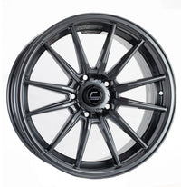 R1 Gun Metal Wheel 18x9.5 +35mm 5x120