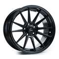 R1 Black Wheel 18x8.5 +35mm 5x100