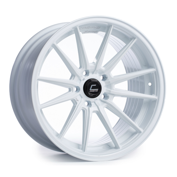 R1 White Wheel 18x9.5 +35mm 5x100