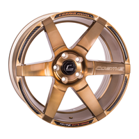 S1 Hyper Bronze Wheel 18x10.5 +5mm 5x114.3