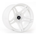 S5R Wheel White 17x10 +22mm 5x114.3