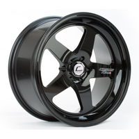 XT-005R Wheel Black 18x9 +25mm 5x100