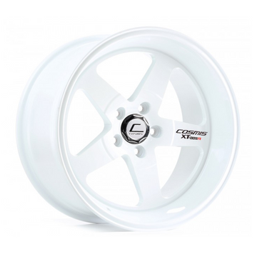 XT-005R Wheel White 18x9 +25mm 5x120