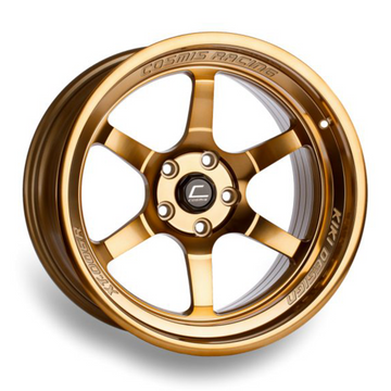 XT-006R Hyper Bronze Wheel 18x9.5 +10mm 5x114.3