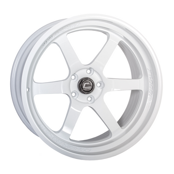 XT-006R White Wheel 20x9.5 +10mm 5x114.3